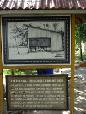 Choeung Ek (Killing fields)