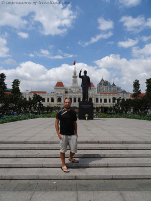 Ho Chih Minh Stadt