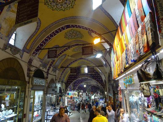 Markt in Istanbul