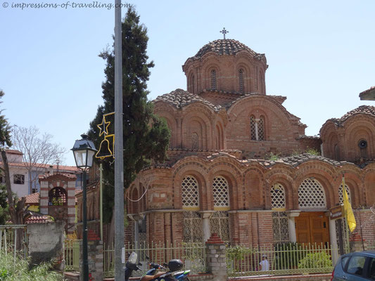 Kirche in Thessaloniki