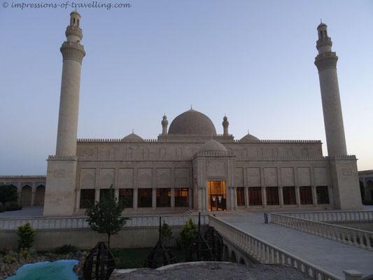 Moschee in Samaxi