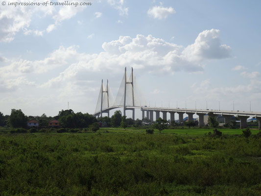 Brücke über den Mekong