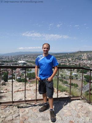Auf der Festung Nariqala