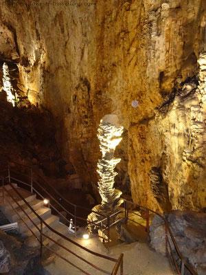 Grotta Gigante in Italien