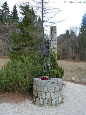 Gedenkstätte am ehem. KZ Mauthausen