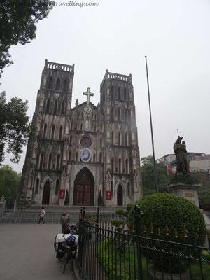 Kirche in Hanoi