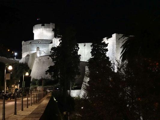 Festung von Dubrovnik