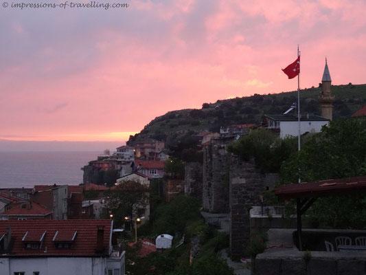 Amasra in der Türkei