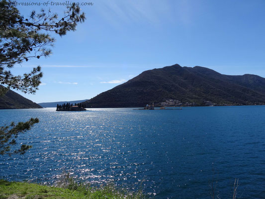 See bei Kotor in Montenegro