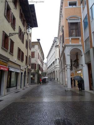 Udine in Italien