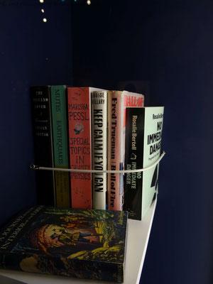 Erdbebensicherung von Büchern