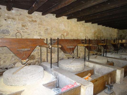 Mühle im Krka-Nationalpark
