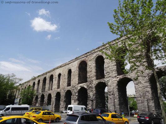 Valens-Aquädukt in Istanbul