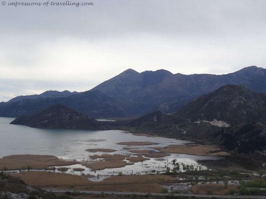 Skadarsko Jezero in Montenegro