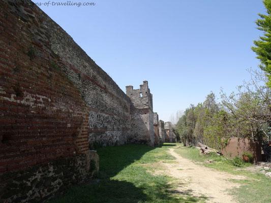 Stadtmauer von Thessaloniki