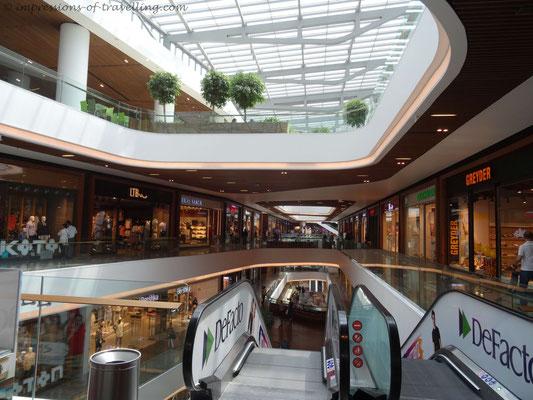 Einkaufszentrum von Samsun
