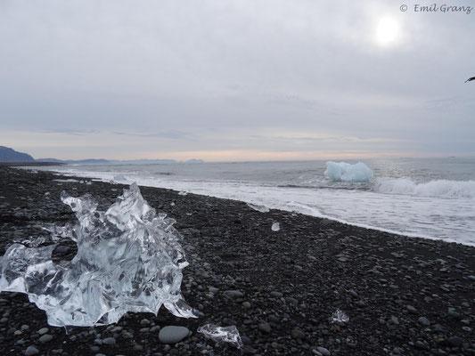 Eisblöcke im Atlantik