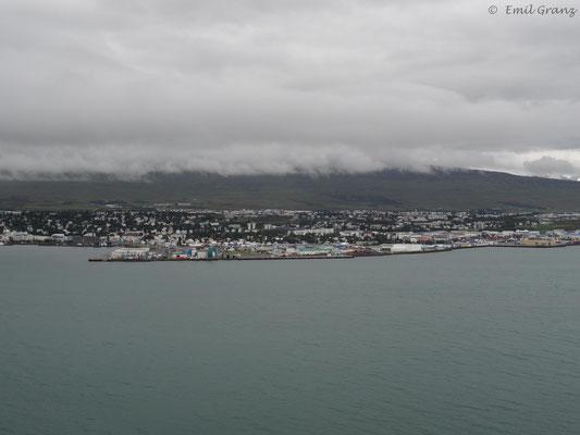 Akureyri (viert größte Stadt Islands)