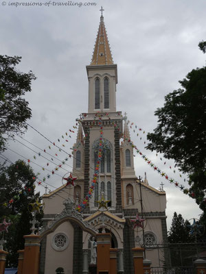 Kirche in Ho Chih Minh Stadt