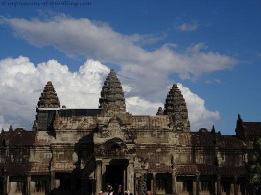 Tempelanlagen in Angkor
