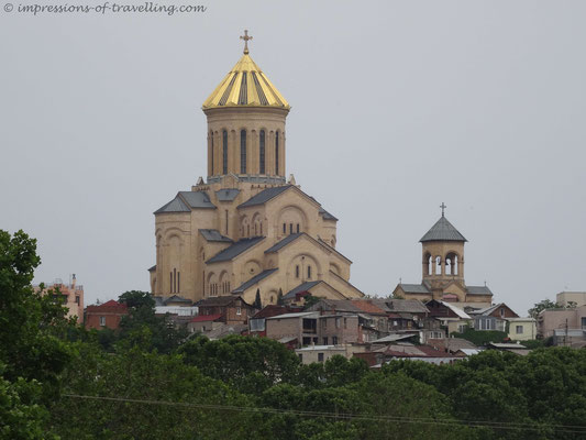 St. Georg Kathedrale Tiflis