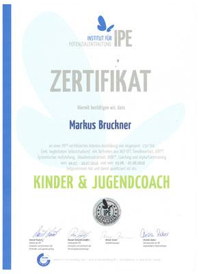 IPE Kinder- und Jugendcoach