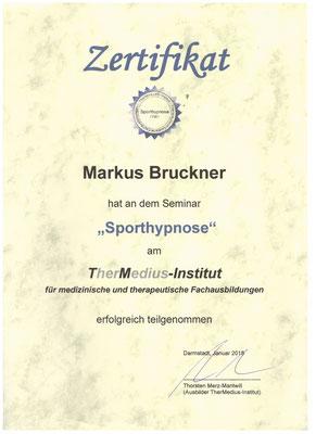Thermedius Sporthypnose