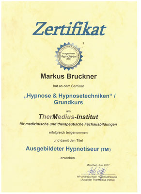 Thermedius Ausbildung