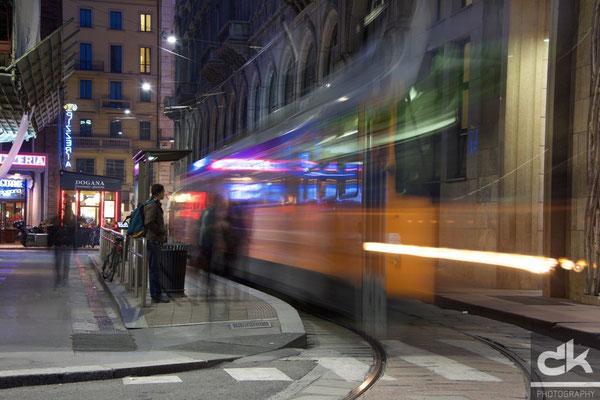 Mailänder Tram (Italien, 2016)