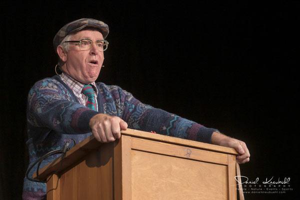Rück-Blick 2018 - ein kabarettistisches Resümee von Veri