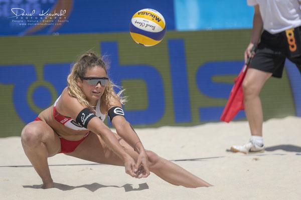 Damen nackt beachvolleyball Laura Ludwig: