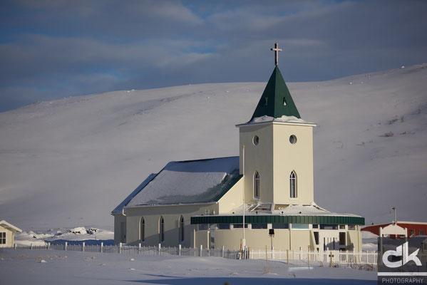 Kirche von Reykjahlið