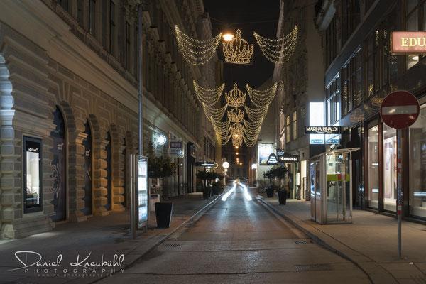 Krönchen der Habsburgergasse, Wien