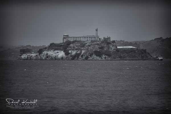 Die Insel Alcatraz