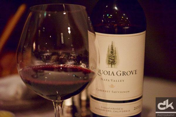 Ein Gedicht von einem Wein aus dem Napa Valley