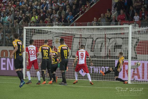 2:1 Roy Gelmy, FC Thun