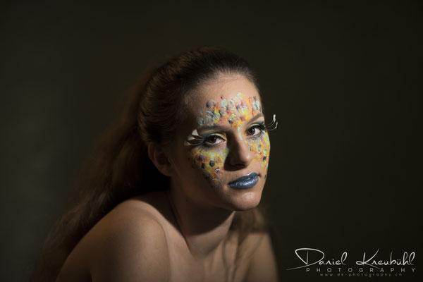 Fantasy mit Model Albina