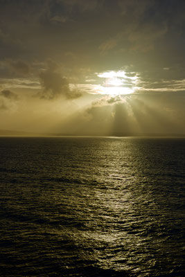 Traumhafter Sonnenaufgang über Barbados