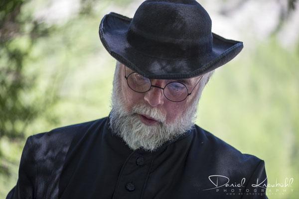 Pfarrer Imseng