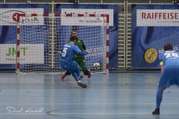 Penalty zum 4:0