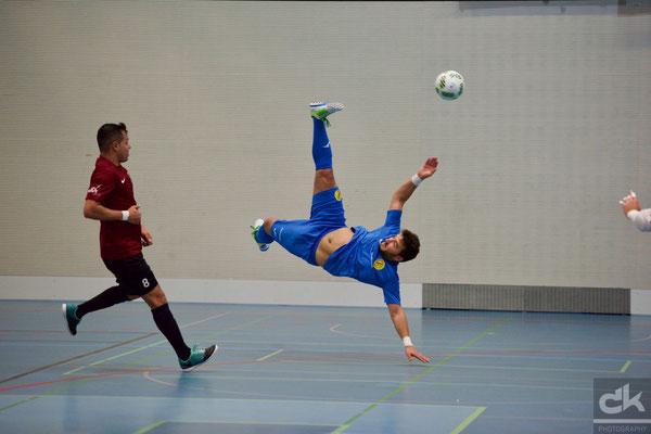 Futsal Minerva in action (Oktober 2016, Schweiz)