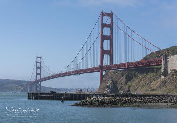 KW20: Golden Gate Bridge, aufgenommen mit der Nikon D810
