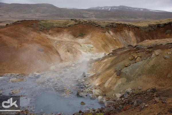 Krysuvik - Seltún (Island, Mai 2016)