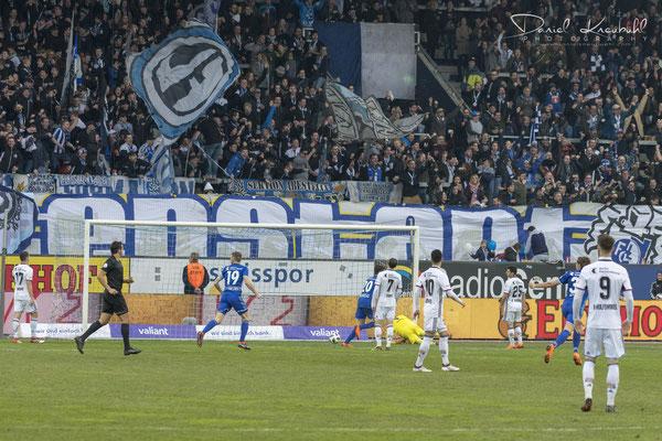 Tor für den FC Luzern!