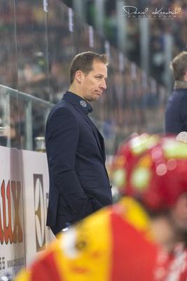 EHCB Coach Antti Törmänen
