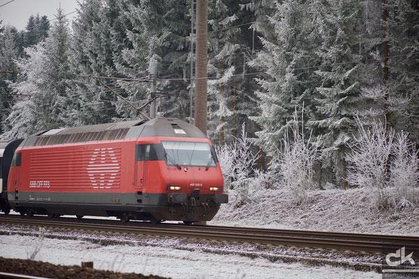 SBB auf dem Weg nach Bern