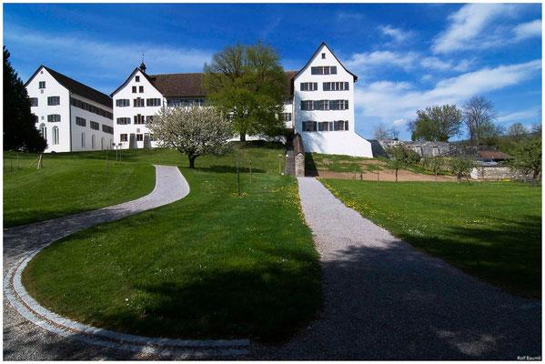 Kloster Wettingen, Aufnahme von Süden