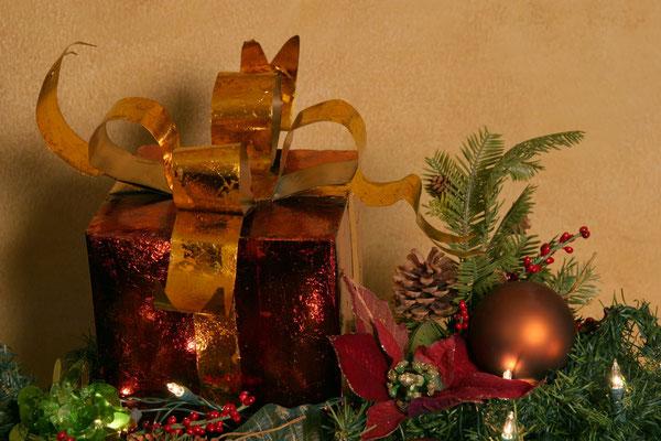 Wir brauchen keine Geschenke, wir feiern zusammen