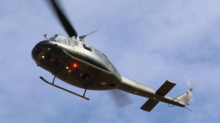 German Army Heer Bell UH-1D 72+32