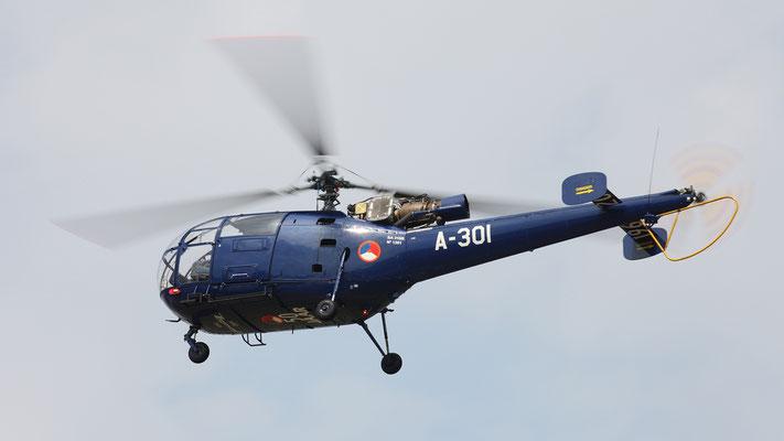 A-301 - Aérospatiale SA 316B Alouette III RLNAF